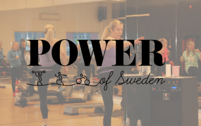 Lanseringen av POWER of Sweden – Succé