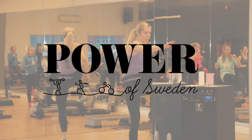Lanseringen av POWER of Sweden – Succé